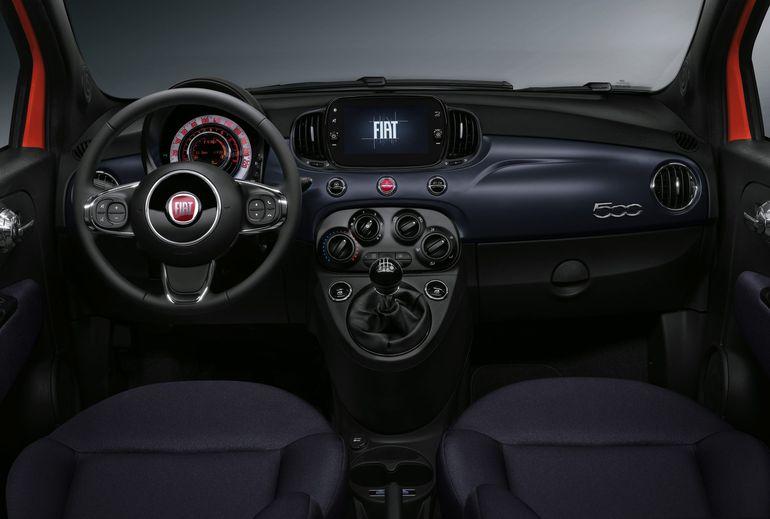 Fiat odświeży gamę modeli 500 i zapowiada nowość - 500X Cabrio!