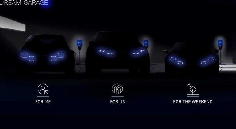 Alpine oficjalnie marką EV