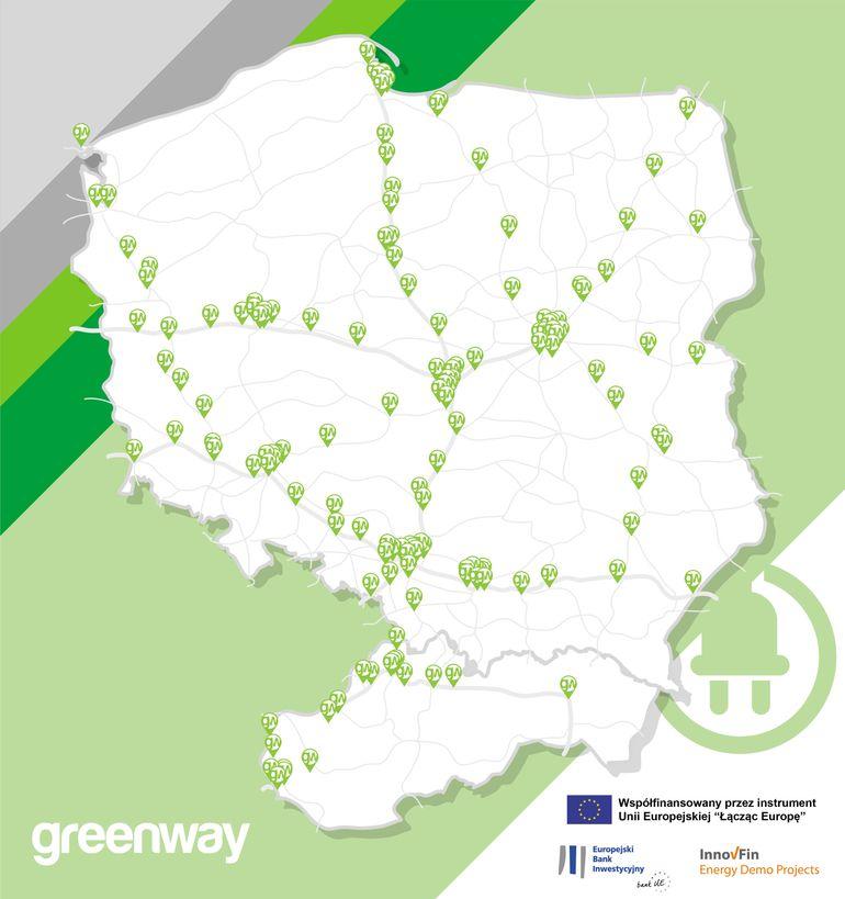 Polska już nie jest elektromobilną pustynią