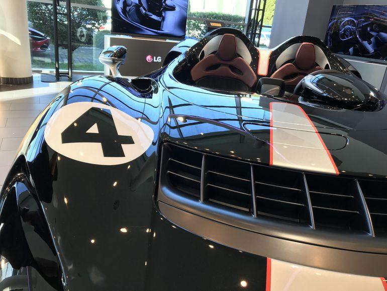 McLaren Elva zaprezentowany w Warszawie!
