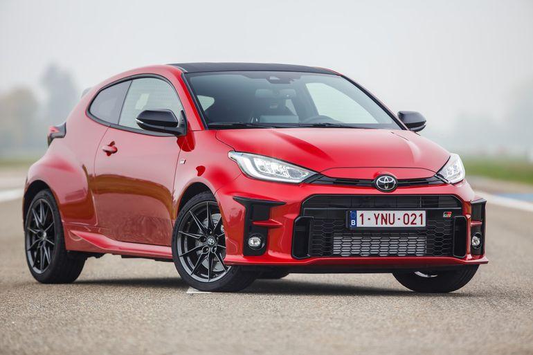 Toyota GR Yaris 2021 - sportowy hot-hatch przyspiesza do