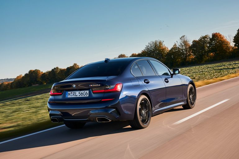 BMW M340d xDrive MY2021