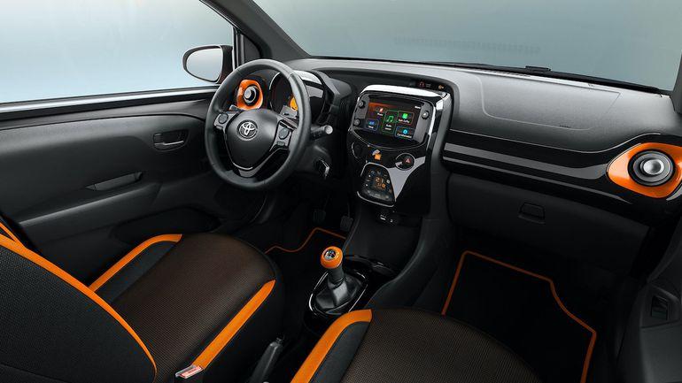 Toyota Aygo JBL Edition - we wnętrzu poczujesz się jak w sali koncertowej
