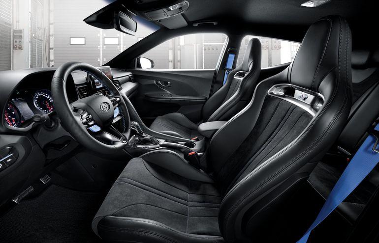Hyundai Veloster N dostaje nową skrzynią dwusprzęgłową
