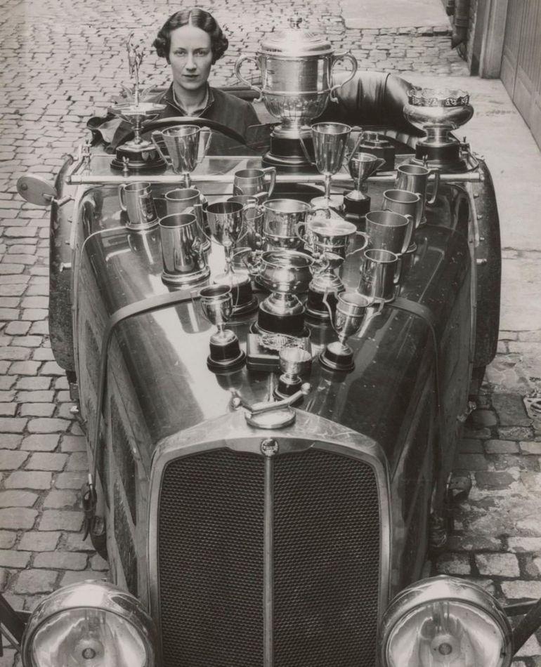 Joan Richmond: australijska pionierka motoryzacji
