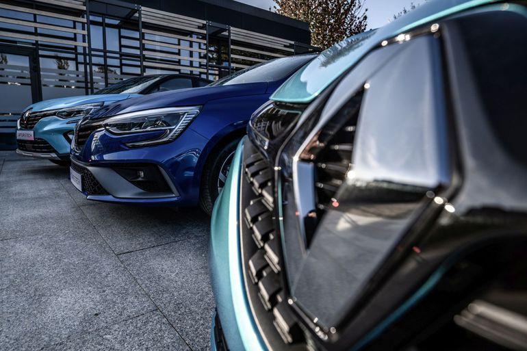 Nowe hybrydowe modele Renault – Clio E-TECH, Captur E-TECH i Megane E-TECH