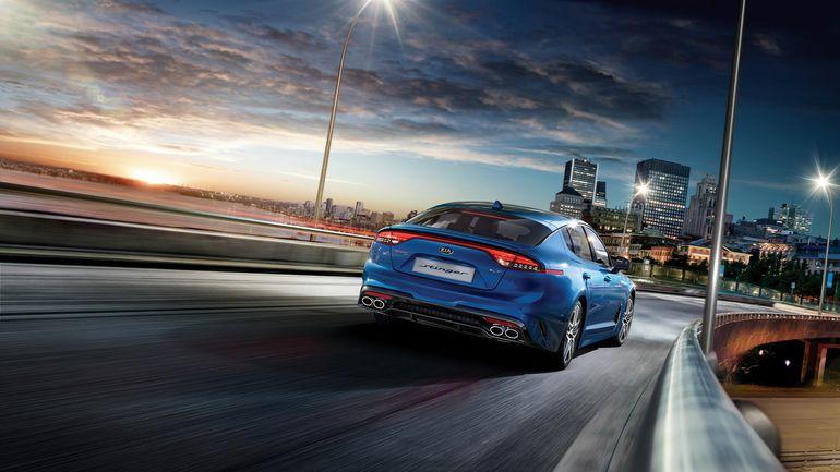 Kia Stinger po faceliftingu ma 370 KM. Znamy ceny tego mocnego fastbacka!