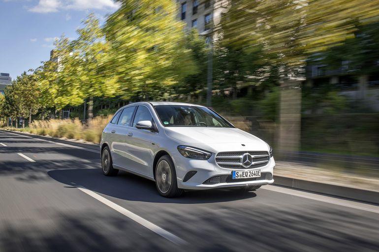 Mercedes-Benz poszerza ofertę hybryd plug-in pod szyldem EQ Power