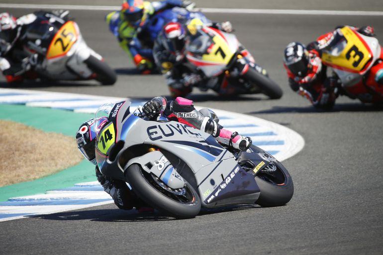 Piotr Biesiekirski ukończył wyścigi w Jerez na siódmym i szóstym miejscu
