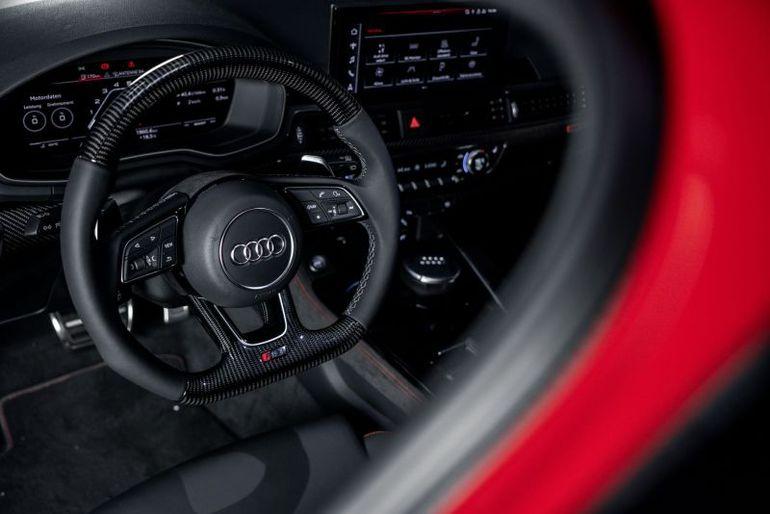 Audi ABT RS4-S - godny rywal dla BMW M3. Po tuningu