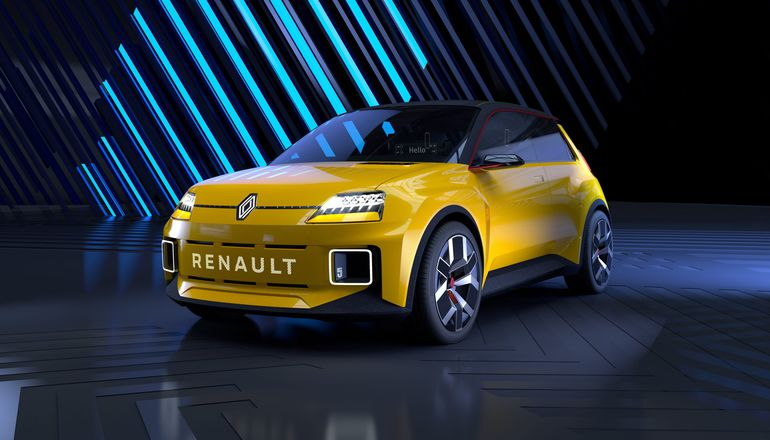 """Renault 5 Prototype - producent odkrywa karty nowej strategii """"Renaulution"""""""
