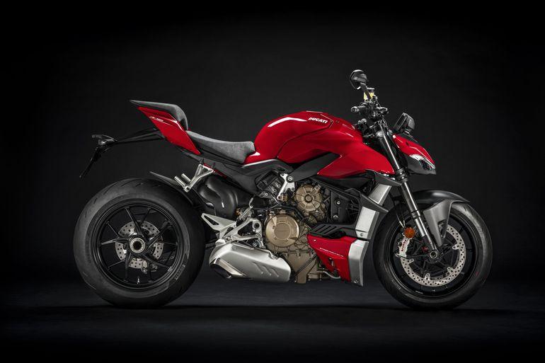 Ducati Streetfighter V4 i V4S