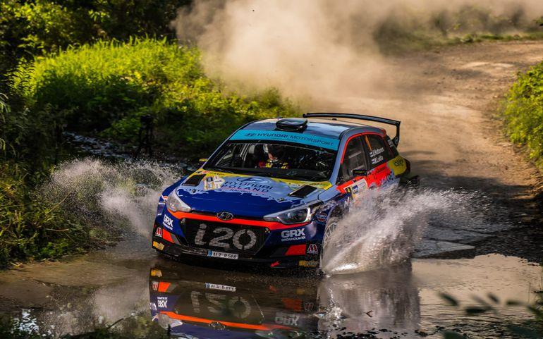 Zwycięstwo Hyundai Poland Racing w debiucie w RSMP 2020