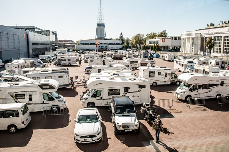 Targi Caravans Salon Poland już w październiku w Poznaniu