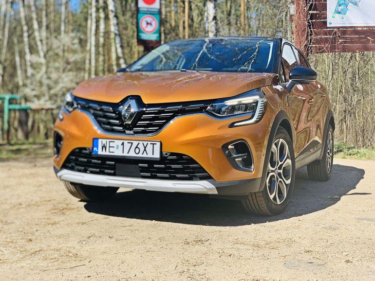 Test Renault Captur 1.3 TCe 130 KM EDC