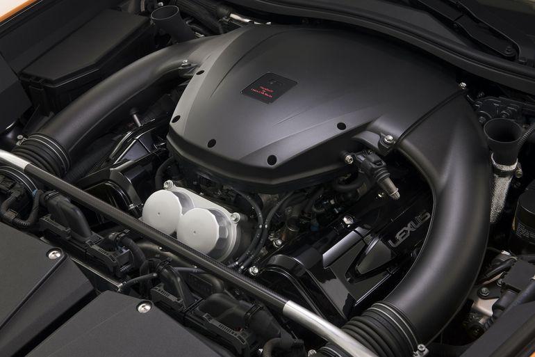 Lexus LFA Nürburgring Package - rekordzista w karbonie i ze skrzydłem