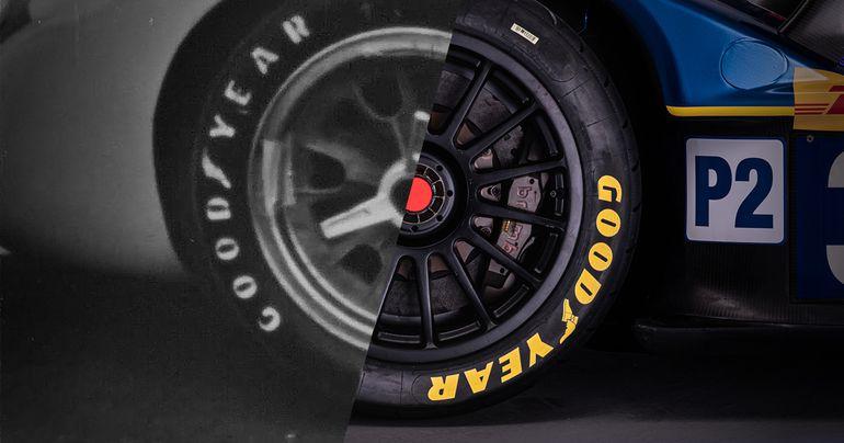 """""""Wygraj w niedzielę, sprzedaj w poniedziałek"""" Goodyear aż 14 razy zwyciężył w Le Mans!"""