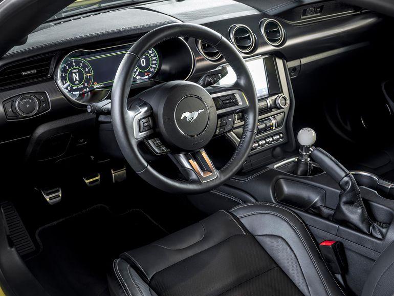 Ford Mustang Mach 1 - kultowy muscle car napędzany V8 nadjeżdza!