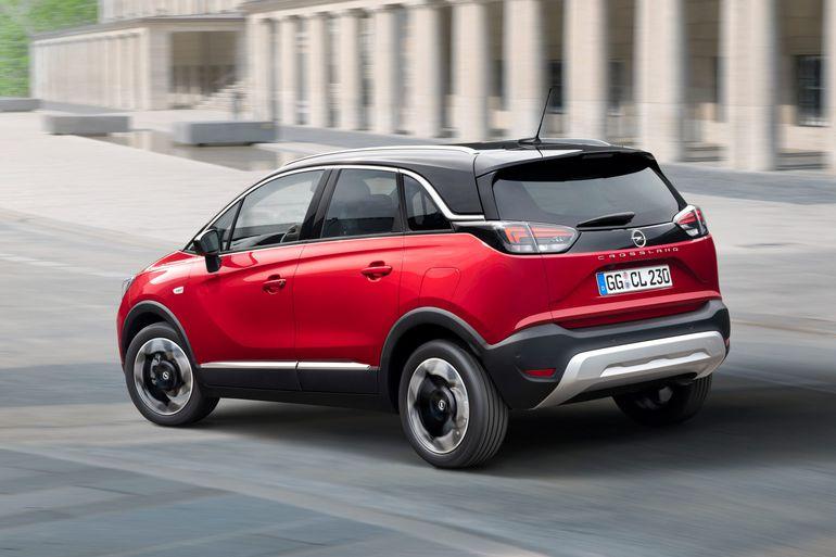 Opel Crossland 2021 - miejski SUV upodabnia się do Opla Mokki. Zobaczcie zdjęcia!