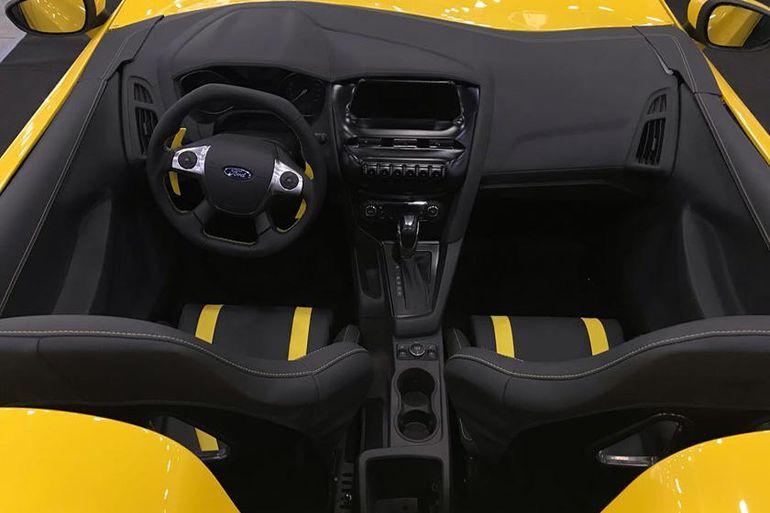 Ford Focus Speedster - takie rzeczy tylko w Rosji