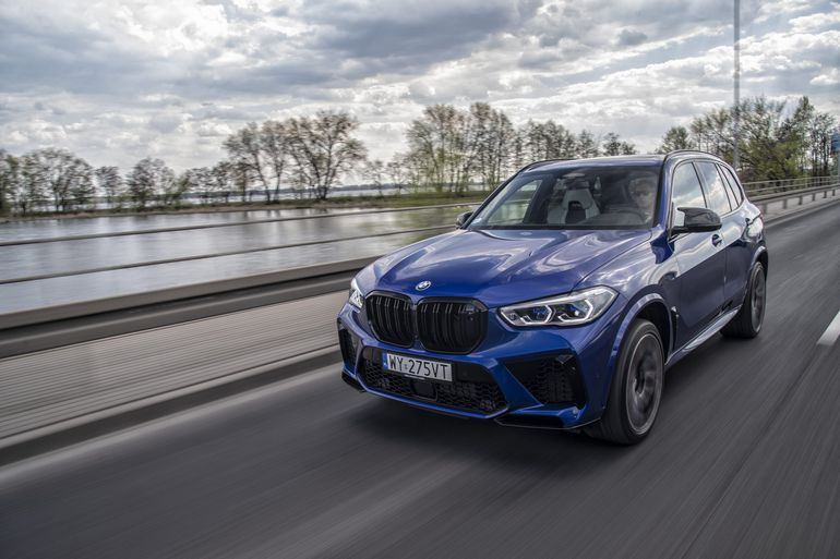 Nowe BMW X5 M i BMW X6 M już niedługo w polskich salonach. Znamy ceny!