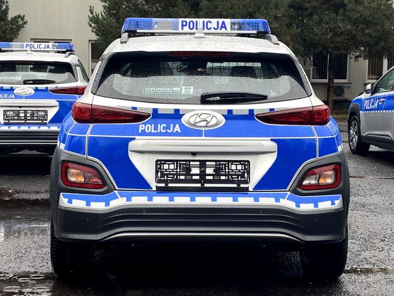 Polska Policja będzie jeździć elektrycznymi Hyundaiami!
