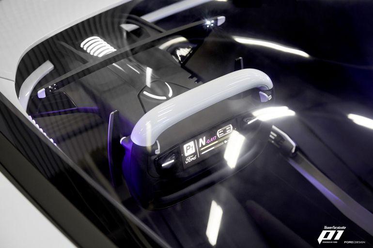 Fordzilla P1: wirtualny samochód wyścigowy debiutuje w rzeczywistości.
