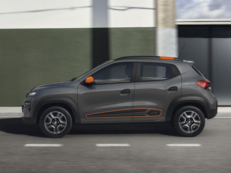 Nowa Dacia Spring Electric - uniwersalne, elektryczne auto na każdą kieszeń?