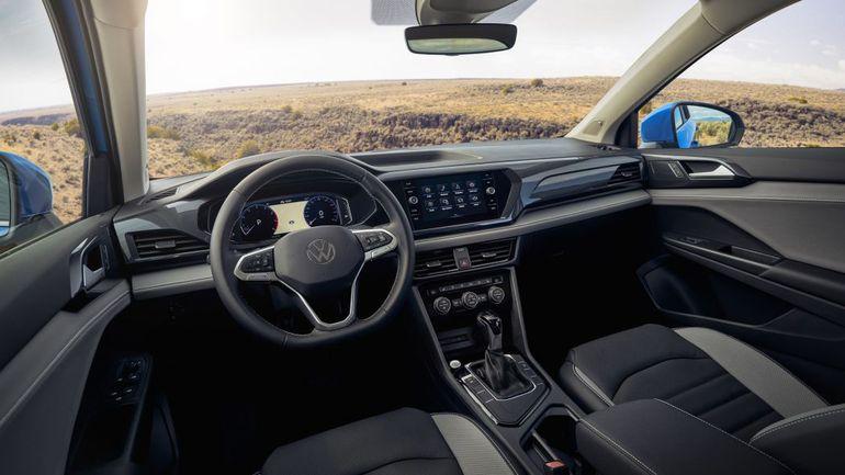 Volkswagen Taos – kompaktowy crossover o mocy 158 KM
