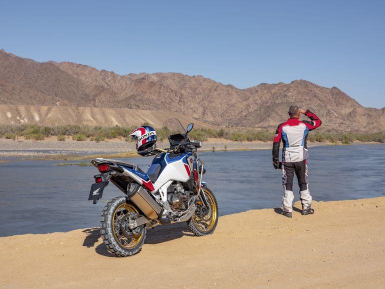 Honda Adventure Day 2020 - zlot miłośników jazdy turystycznej i terenowej od PCXa do Goldwinga