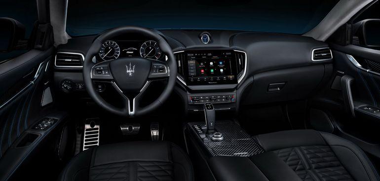 Maserati Ghibli Hybrid – pierwsza hybryda w historii włoskiej marki