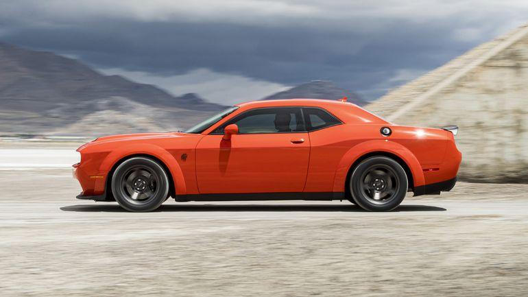 Dodge Challenger SRT Super Stock – najpotężniejszy i najdroższy Challenger na rynku