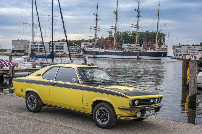 Opel Manta świętuje 50. urodziny. Czy wiecie skąd wzięła się jego nazwa