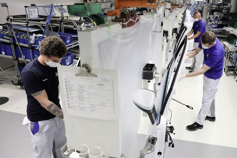 Volkswagen planuje wznowienie produkcji po 20 kwietnia. Co z fabrykami w Polsce?