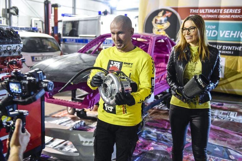 Karolina Pilarczyk rozpoczęła sezon driftingowy