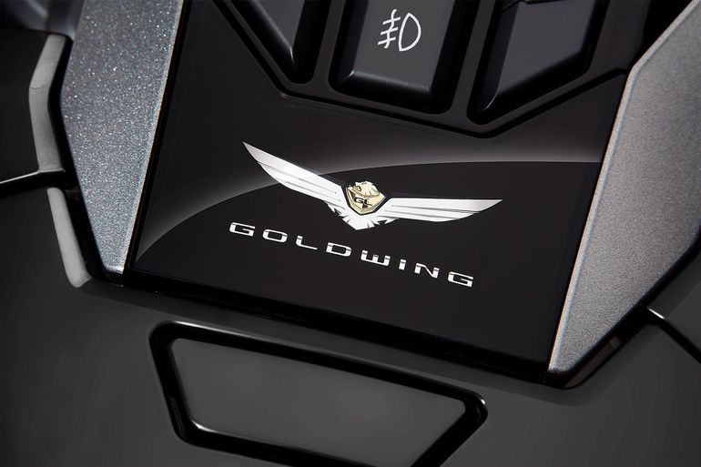 Honda GL1800 Gold Wing Tour. Dane techniczne
