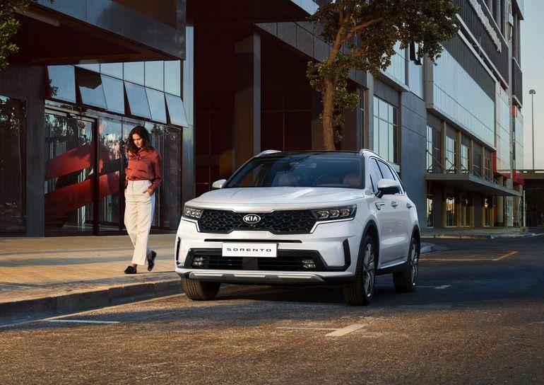 Nowa Kia Sorento będzie wyposażona w system zdalnego parkowania