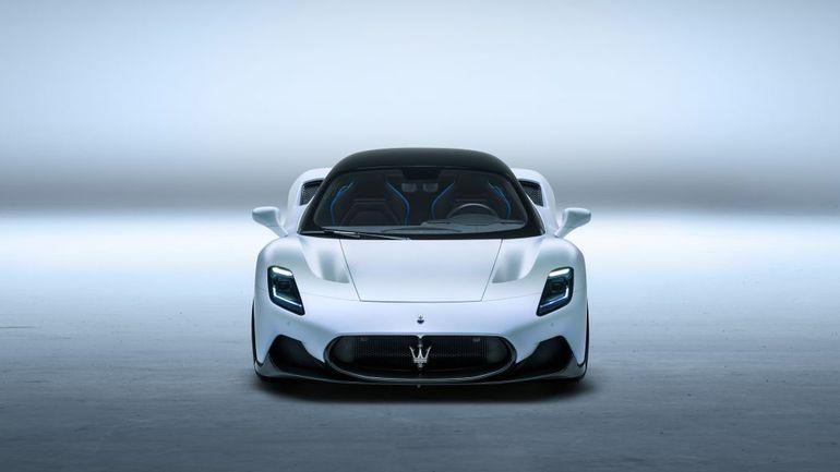 Maserati MC20 to coupé o mocy 621 koni mechanicznych, stworzone do wyścigowego stylu życia