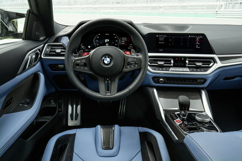 Nowe BMW M3 Limuzyna i BMW M4 Coupe -
