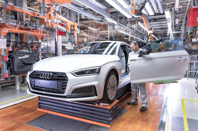 Fabrykę Audi w Ingolstadt teraz zwiedzisz online