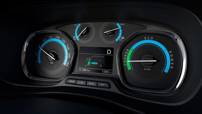 Opel Zafira e-Life. Producent zaprezentował w pełni elektryczny