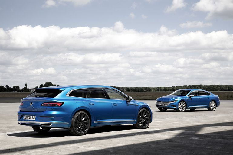 Volkswagen Arteon i Arteon Shooting Brake w wersji R