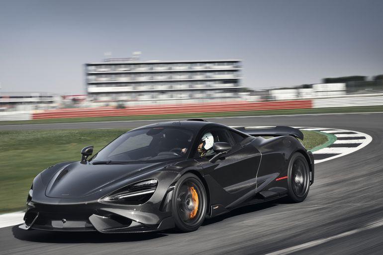 McLaren 765LT – w ile przyspiesza do dwustu? Zobacz go na zdjęciach!