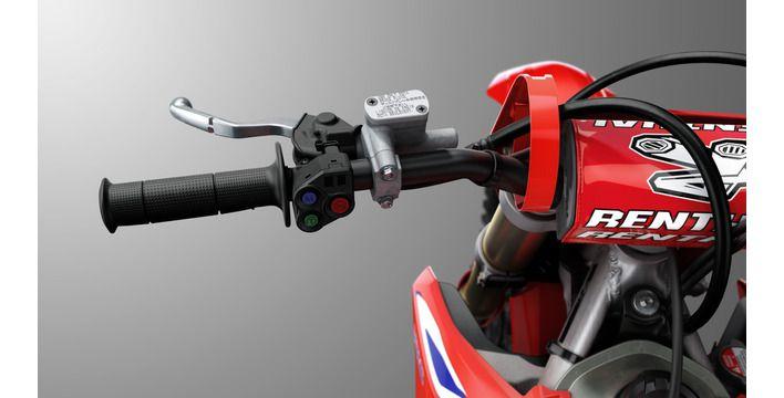 Honda CRF450R 2021 - motocross w nowej odsłonie zyskał jeszcze więcej mocy