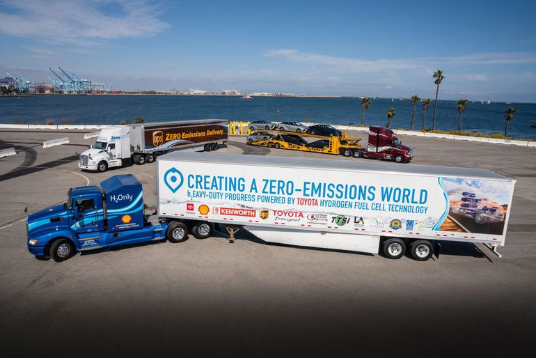 Samochody wodorowe - realnie obniżą emisję szkodliwych substancji na świecie?
