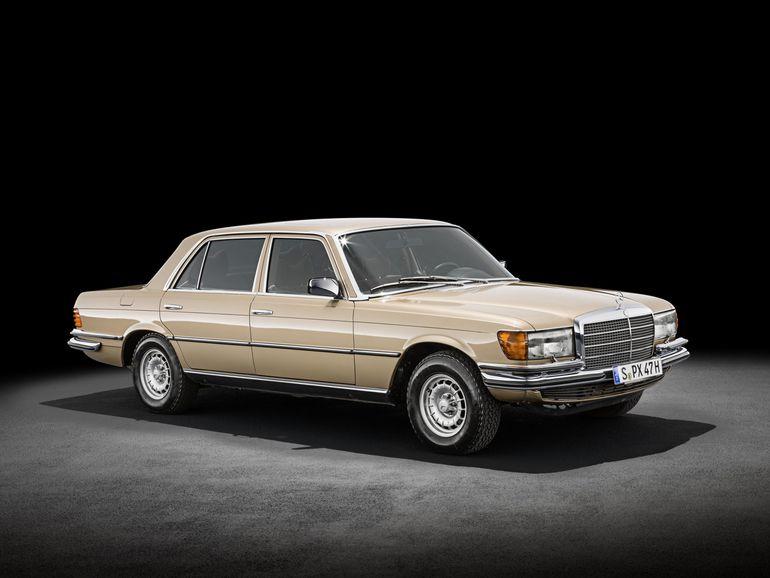 Mercedes-Benz 450 SEL 6.9 - ten ceniony klasyk ma już 45 lat!
