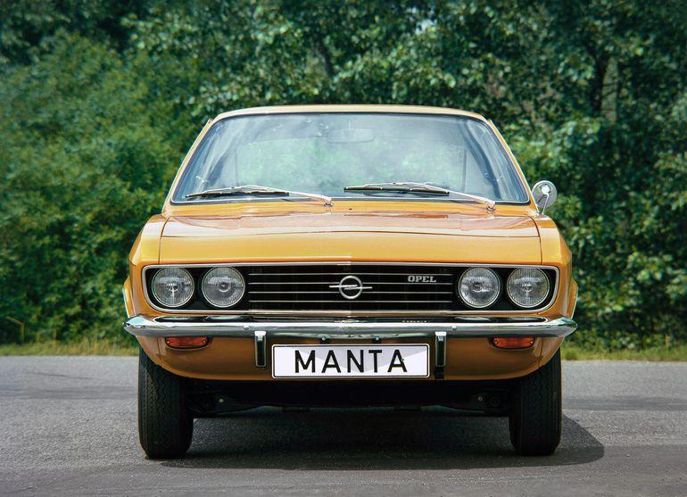 Opel Manta ma już 50 lat. Co ma wspólnego niemieckie coupé z morzem?