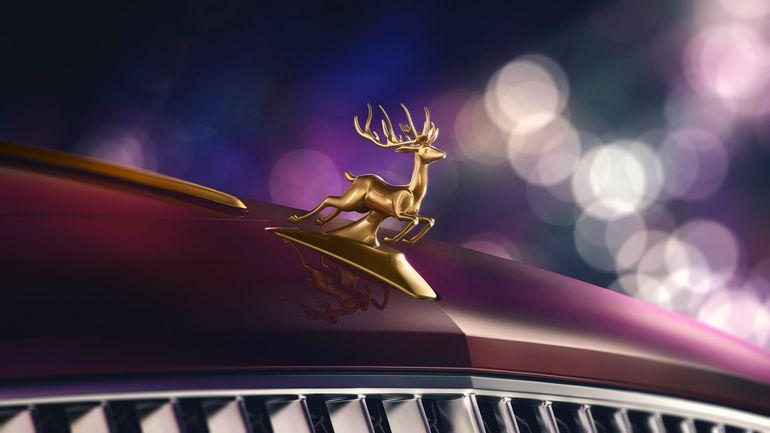 """Bentley Flying Spur """"The Reindeer Eight"""""""