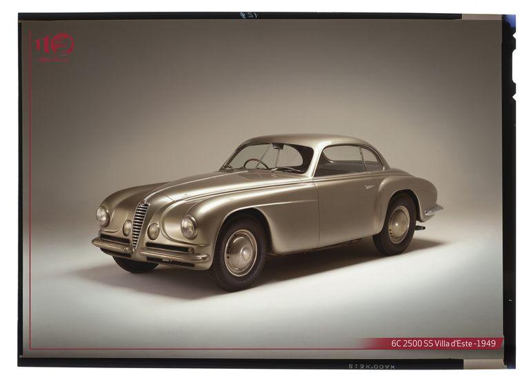 Alfa Romeo 6C 2500 Villa d'Este - kwintesencja elegancji?