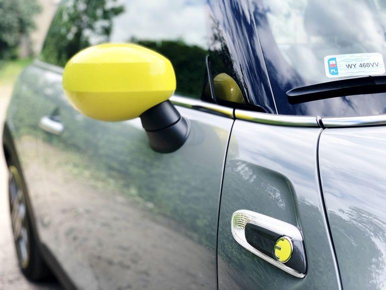 Test Mini Cooper SE - elektryczny mini gokart